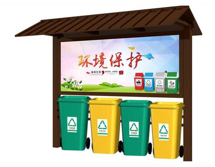 分类垃圾亭经销商